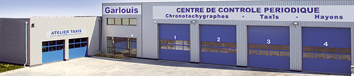Centre de Controle Garlouis, Strasbourg